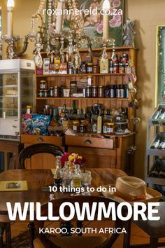 Anyone who thinks the Karoo is full of a whole lot of nothing just isn't paying attention. Here are 10 things to do in Willowmore in the Karoo. Oh The Places You'll Go, Places To Eat, Sa Tourism, All About Africa, Stuff To Do, Things To Do, Holiday Club, Travel Route, Slow Travel