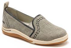 Jambu Gabby Grey Eco Slip-On Loafer - Comfort Made Easy at yengo.ca | Yengo.ca