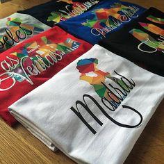 Camisetas de #Madrid para el equipo