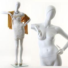 Schaufensterpuppe Mannequin Abstrakt Weiblich Manichino MAMY03