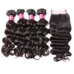 Malaysian Virgin Hair 4 Bundles With Closure Best Human Hair Extensions. http://www.belacahair.com/  Up to 25%-50% OFF  US$10 OFF COUPON on order over $99  US$20 REWARD sharing #latesthair  FREE GLOBAL SHIPPING  Whatsapp: +86 15002013206  Email: sales@belacahair.com  #belacahair #HairExtensions #WeaveHair #ExtensionsRemy #ExtensionsSale #HairWeaves #Closure #Frontals #Wigs #Lacewigs #VirginHair #BrazilianHair #PeruvianHair #MalyasianHair #IndianHair #FilipinoHair #HairBundles #BlackHair