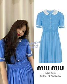 Joy Instagram, Miu Miu, Outfits, Dresses, Outfit, Gowns, Dress, Clothes, Day Dresses