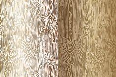 Metallic Woodgrain Textures Paper Gift Unique Scrapbook