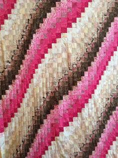 Bargello Quilt Tutorial for Beginners – Smoky Bear Creek Retreats Longarm Quilting, Quilting Tips, Free Motion Quilting, Machine Quilting, Quilting Projects, Sewing Projects, Bargello Quilt Patterns, Bargello Quilts, Quilting For Beginners