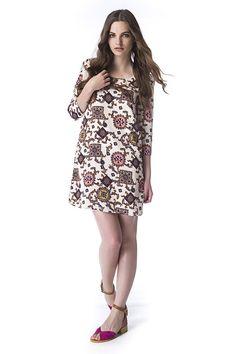 Porcelain Dress de Compañía Fantástica Spring/Primavera 2015