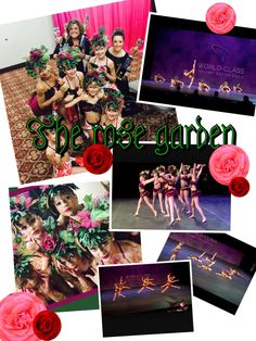 Group Dance: Rose Garden by Kalani (Natasha)