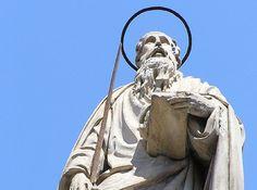 La conversión de San Pablo. Apóstol. 25 de enero