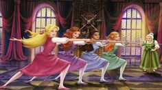 Barbie and the Three Musketeers - Barbie Girl Movies Barbi Song - Best Disney Movies
