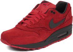 Nike Air Max 1 red black