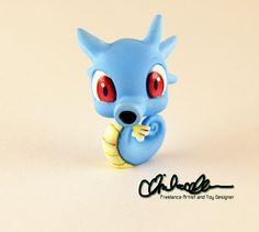 Horsea Pokemon Custom LPS by thatg33kgirl on DeviantArt
