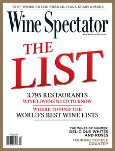Aug. 31, 2012: World's Best Wine Lists. Our comprehensive guide to wine-friendly restaurants spans all 50 states and more than 65 countries around the globe. Whether you're looking for a neighborhood bistro or a paragon of fine dining, here are the best for wine-drinking pleasure.