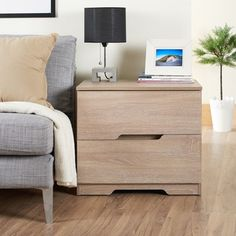 Furniture of America Brinden Modern Nightstand Bedroom Bed Design, Bedroom Furniture Design, Home Decor Furniture, Cool Furniture, Bedroom Decor, Furniture Ideas, Bedside Table Design, Modern Bedside Table, Bedside Tables