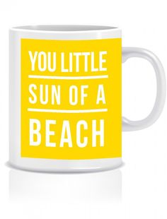 you little sun of a beach