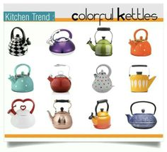 Great kettles