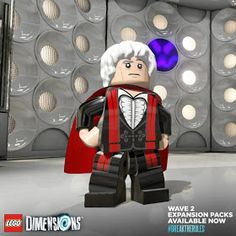 News Entertainer: LEGO Dimensions celebra 52º aniversário de Doctor Who Doctor Who, Eleventh Doctor, The Avengers, Age Of Ultron, Classic Series, New Series, Winter Soldier, Dr Who Lego, Pokemon Go