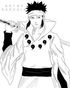 Ashura Otsutsuki manga Manga, Anime, Art, Manga Anime, Anime Shows, Kunst, Art Education, Squad, Artworks