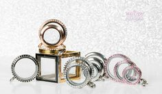 Our line of South Hill Designs lockets. Which is on your wish list? #southhilldesigns #lockets