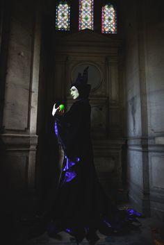 AuthorQuest: Analyzing the Disney Villains: Maleficent (Sleeping Beauty)