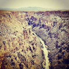 Rio Grande Gorge, Taos NM
