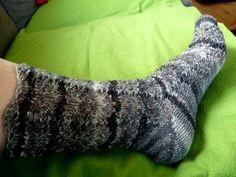 Socken_schwarz_weiß