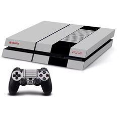 Nintendo High Premium Designer Limited Edition PS4 Skin  2 Free PS4 Controller Skins