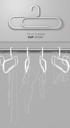 Paperclip Hanger » Yanko Design もっと見る