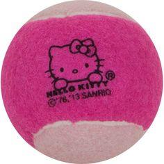 #HelloKitty Pressureless Practice #tennis Balls