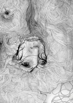 Ilustraciones de Zakuro Aoyama