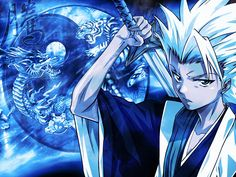 This HD wallpaper is about Bleach, Anime, Tōshirō Hitsugaya, Original wallpaper dimensions is file size is Hd Anime Wallpapers, Cool Wallpapers For Boys, Android Wallpaper Anime, Hd Backgrounds, Manga Anime, Art Manga, Anime Guys, Anime Art, App Anime