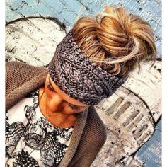 Winter Headband!