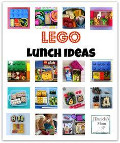 Fun Ideas- LEGO lunch