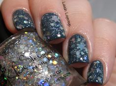 Lavish Layerings: KBShimmer Winter 2014 Collection Swatch and Review (Partial)