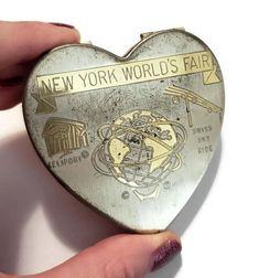 Vintage Valentines, Valentine Gifts, Beauty Vanity, World's Fair, Space Age, Birthday Gifts For Her, Vintage Beauty, Popcorn, Heart Shapes