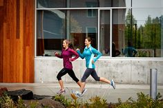 Five tips for running in the city.