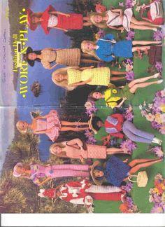 Album Archive - FASHIONDOLLCROCHET001