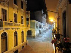 Photo Essay of Quito, Ecuador