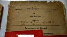 CONGRESS GOVERNMENTS DEMOLISHED NETAJI RECORDS: DECLASSIFIED PAPERS  - NETAJI LATEST UPDATES - NEW OF INDIA