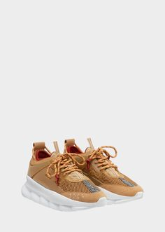 f45f0ab2b1 Chain Reaction Sneakers - gold Chain Reaction Sneakers