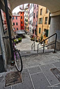 Trogoli di S. Brigida-Genova, Liguria, Italia   da Giuseppe Milo (www.pixael.com)