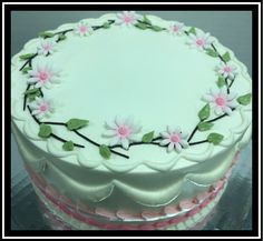 White Buttercream, Buttercream Filling, Frosting, Marble Cake, Holiday Cakes, Spring Blossom, Round Cakes, Classic Collection, Chocolate