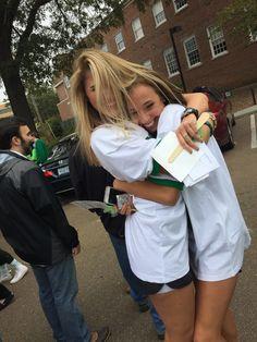 Ole Miss Kappa Delta Bid Day 2015