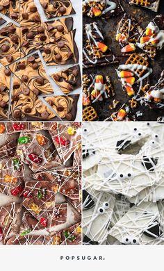 12 Halloween Chocolate Bark Recipes to Break Into