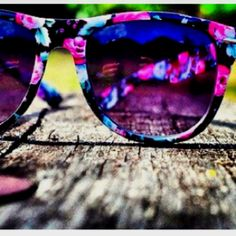 These were my favorite sunglasses! RIP in Cuba..