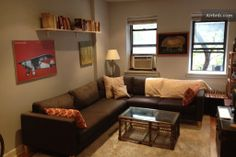 1 BR in Gramercy Park / Union Sq in New York. Looks really nice too!