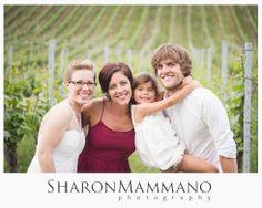 Family/Wedding Portraits (Sharon Mammano Photography)