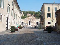 Brescia Piazza del Foro