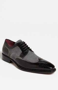 Mezlan 'Remo' Spectator Shoe available at #Nordstrom
