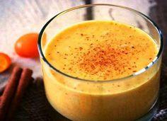2 gezonde kurkuma-smoothies die helpen om de kurkuma snel in je lichaam op te nemen
