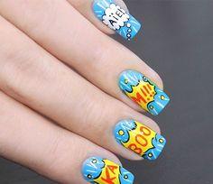 Oie! Como anda o domingo de vocês? Acabou de entrar no ar lá no blog um post com ideias legais de nail art pra você fazer hoje. Que tal? Link na bio! 💅🏼