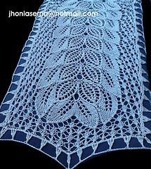 table runner doily tablecloth knit pattern free tapetico en dos agujas centro…